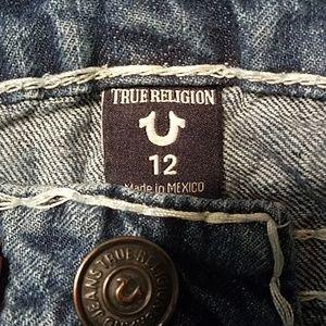 True Religion Bottoms - Boys jeans